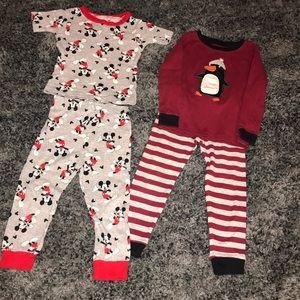 Boys 2-piece pajamas sets (Qty. 2)